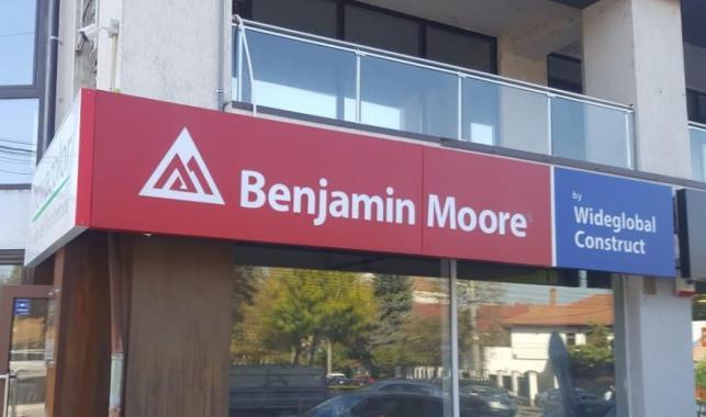 Benjamin Moore caseta bond